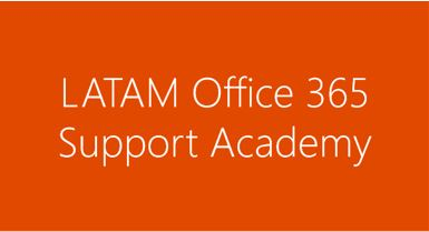 Office 365 Support Academy